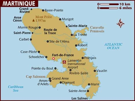 martinique-carte